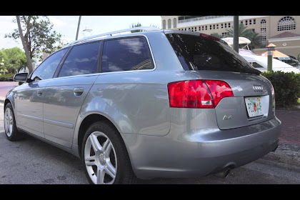 2006 Audi A4 Avant Quattro