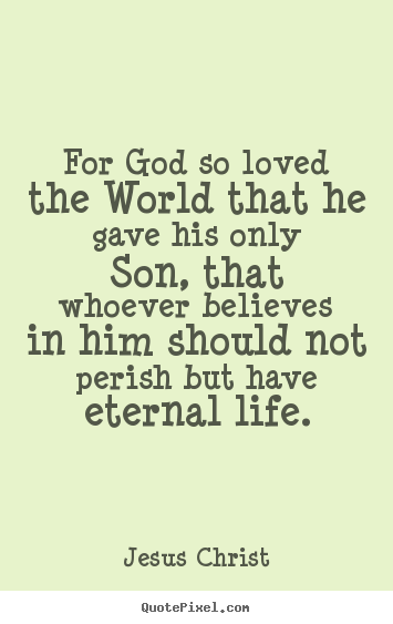 Quotes Quotes About Life Jesus Christ