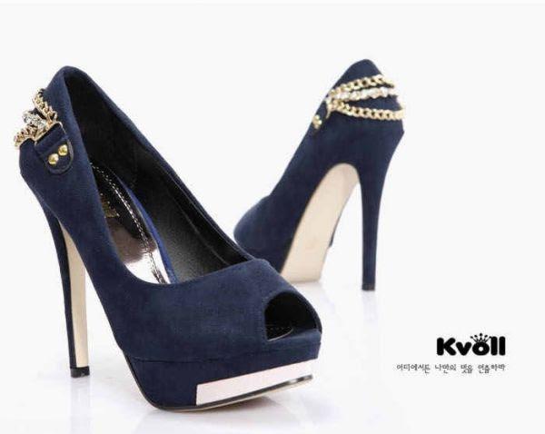 • LADIES SEXY Ankle Boots High Heels Bota Sandalia Pumps 17