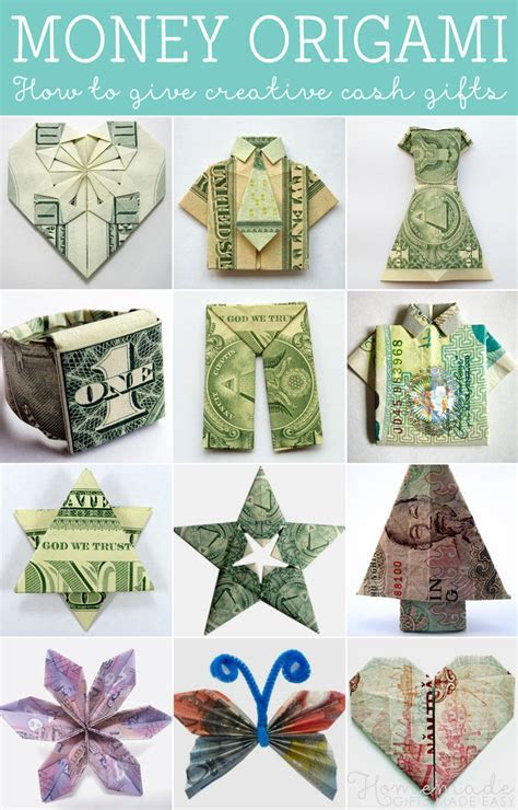 How to fold Money Origami, or Dollar Bill Origami