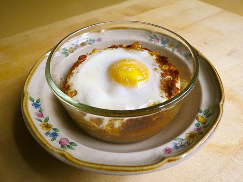 Soyrizo Egg Bake