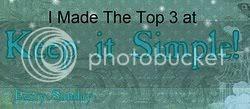 Top 3 Keep It Simple
