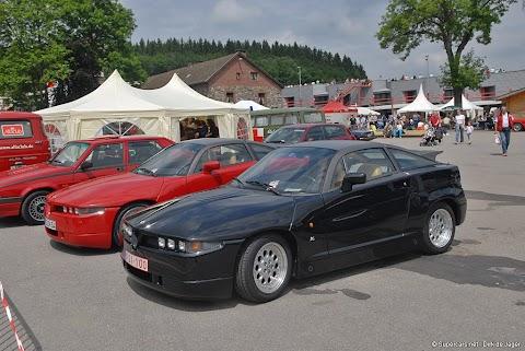 Alfa Romeo Sz Top Gear