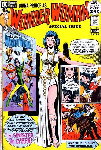 Wonder Woman 197 1971