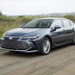 2019 Toyota Avalon Hybrid Gets a New Look - The Washington Informer
