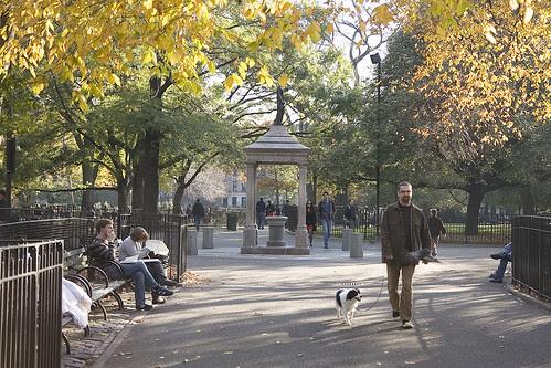Tompkins Sq Park