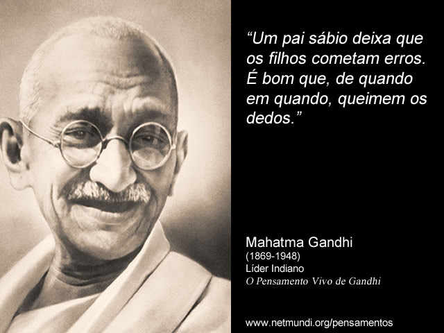 3 Fases Da Lua Mahatma Gandhi