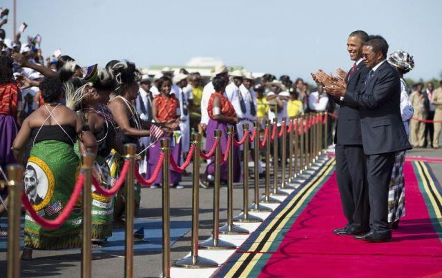 The First Family Tanzania 2013-203