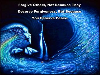 Forgive Others Not Because They Deserve Forgivenss But Because You