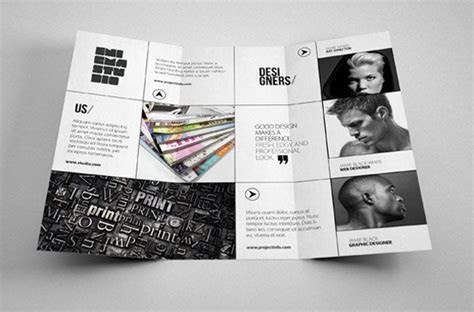 Creative studio brochure design inspiration   Graphic