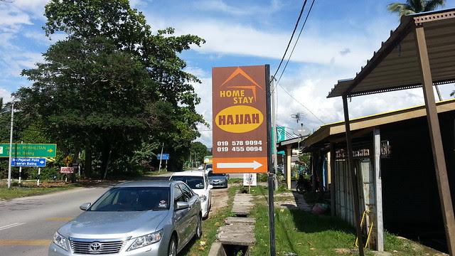 Homestay Hajjah, Baling, Kedah, Malaysia