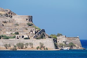 The island of Spinalonga (official name: Kalid...