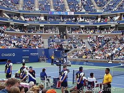 US Open, Flushing Meadow