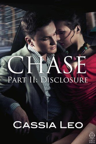 Disclosure (Power Players, #2) by Cassia Leo. ★★★☆☆
