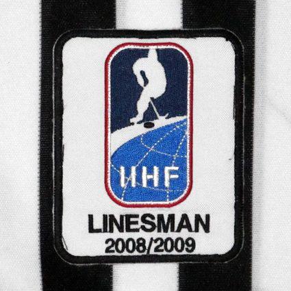 IIHF 2008-09 Linesman jersey photo IIHF 2008-09 Linesman P jersey.jpg