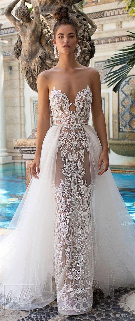 BERTA Wedding Dresses Spring 2019 : Miami Bridal