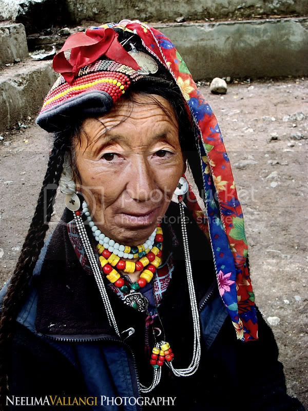 Lady from Dah