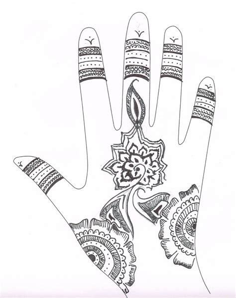 images simple mehandi design drawing mehandi