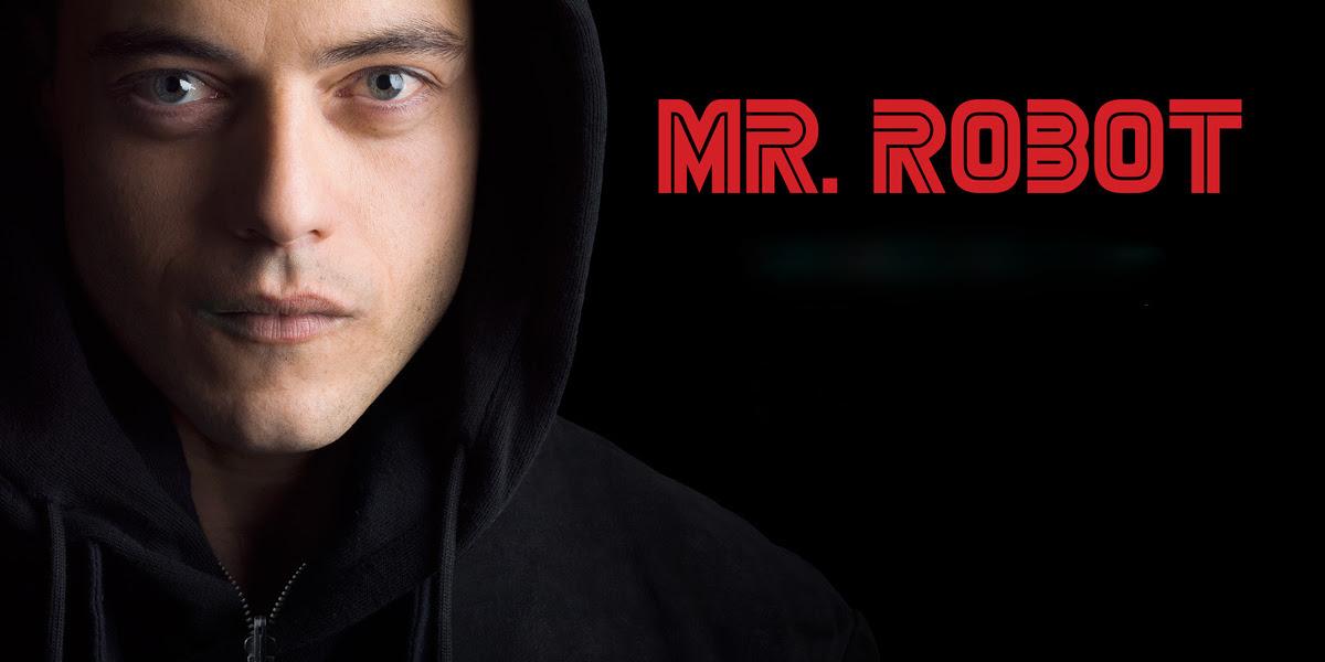 Risultati immagini per Mr Robot