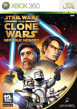 Star Wars Video Game Xbox 360