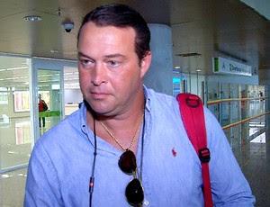 Roberto Fernandes, técnico do América-RN (Foto: Reprodução/Inter TV Cabugi)