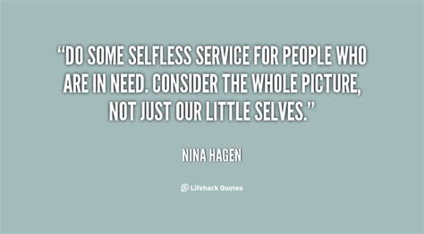 Selfless Buddha Quotes