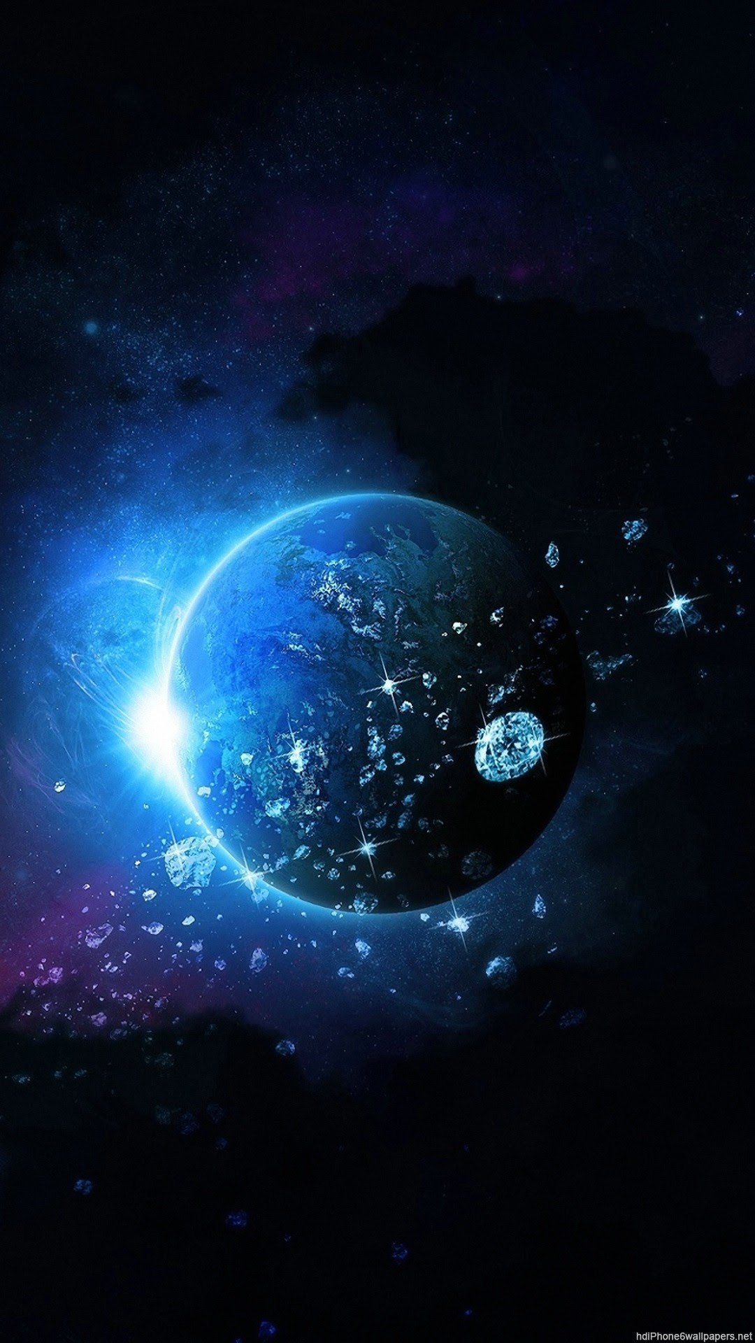 HD Space Wallpapers 1080p (70+ images)