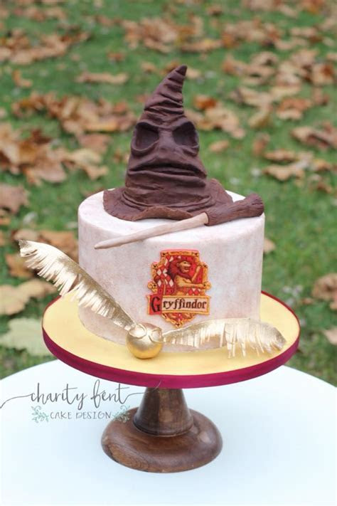 Harry Potter Cake » Charity Fent Cake Design