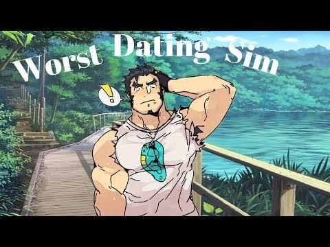 WORST DATING SIM - Walkthrough & Good Ending (Visual Novel