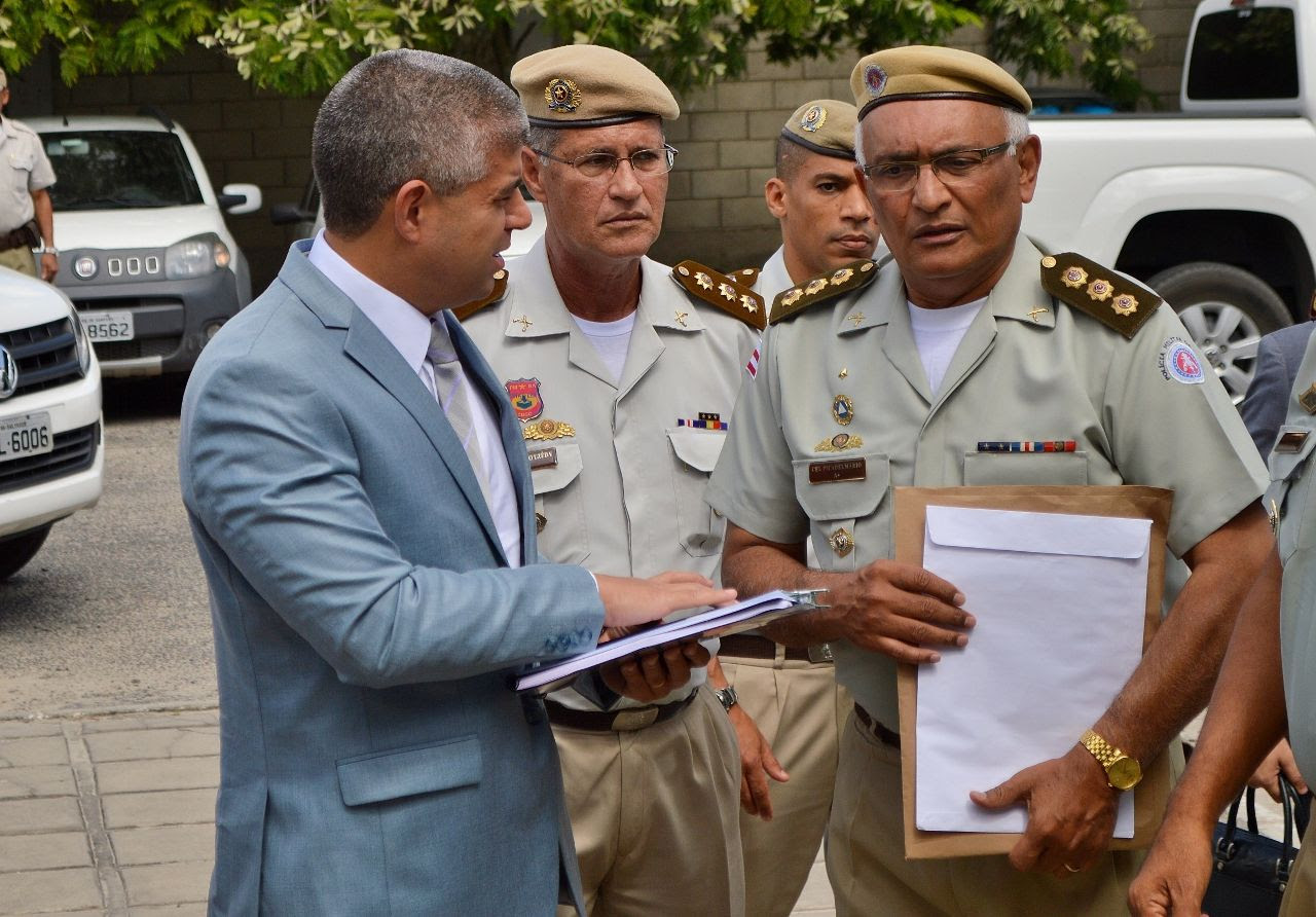 Policiamento em Feira terá reforço de tropas especializadas para combater onda de violência