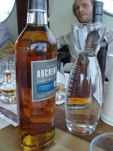 auchentoshan bottle