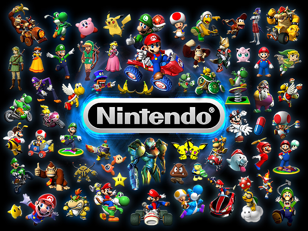 Image result for nintendo hd