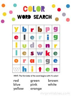 1000+ images about Word Searches on Pinterest | Christmas, Word ...