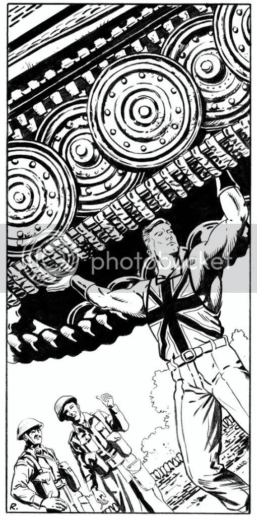 Zenith,Maximan,2000AD,Graeme Neil Reid,Comic,illustration