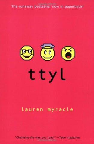 ttyl (Internet Girls, #1)