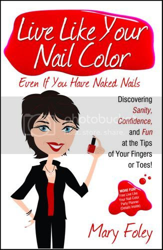 Live Like Your Nail Color Book