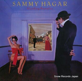 HAGER, SAMMY standing hampton