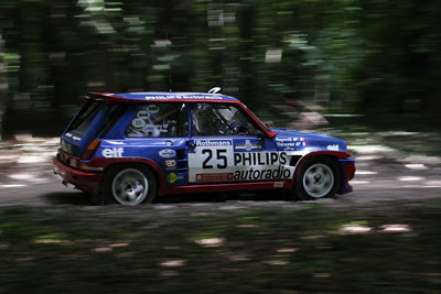 Renault 5 Rally Car @ Goodwood Festival Of Speed 2008
