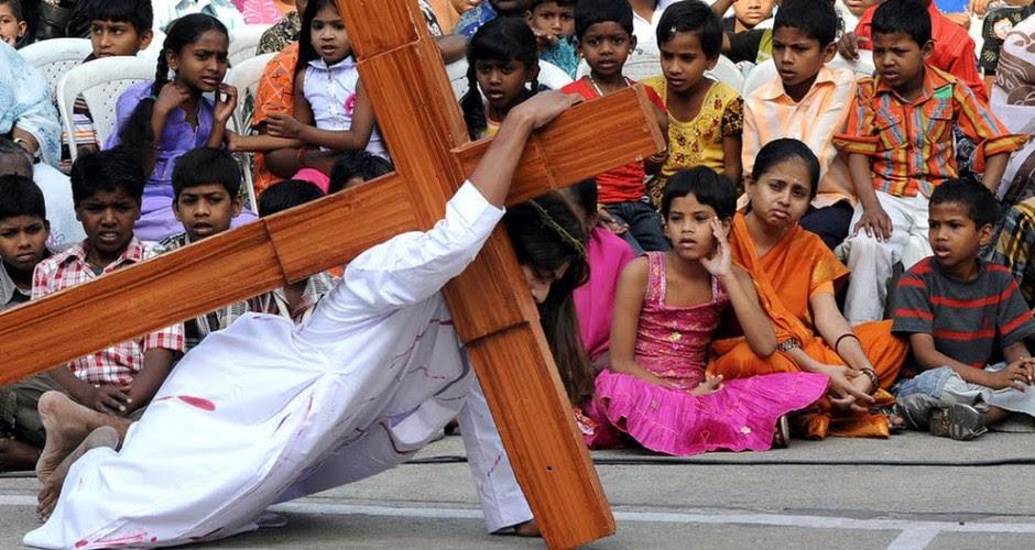 Christian missionaries harm India
