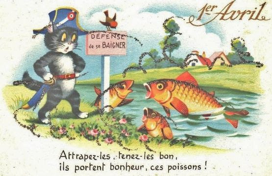 Poisson d'avril 3