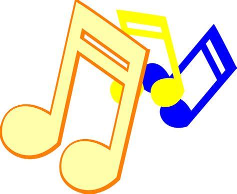 imagem vetorial gratis musicas notas musical jogar