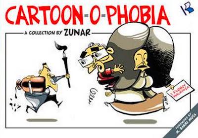 Cartoon-O-Phobia