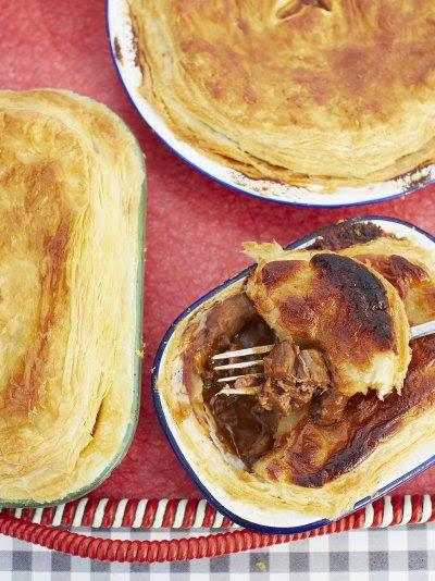 steak and guinness pie jamie oliver