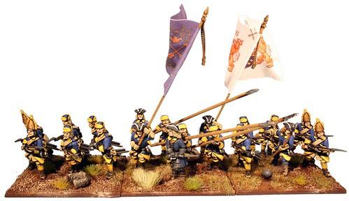 Dal Regiment, 1st Battalion