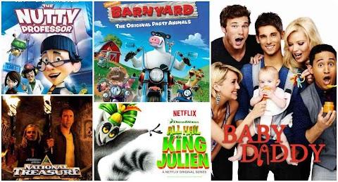 List Of 2018 Netflix Family Films