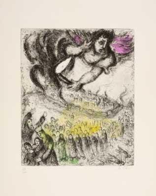 Divulgação/Marc Chagall