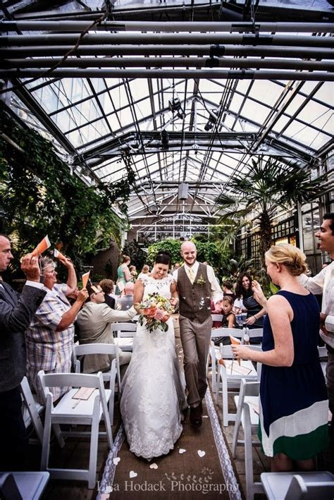 Frederik Meijer Gardens, Grand Rapids Wedding   Indoor
