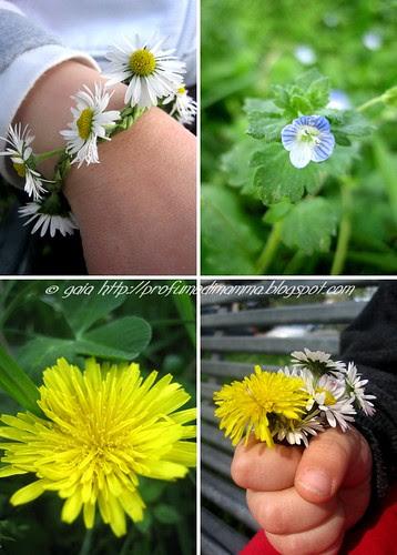 puzzle fiori