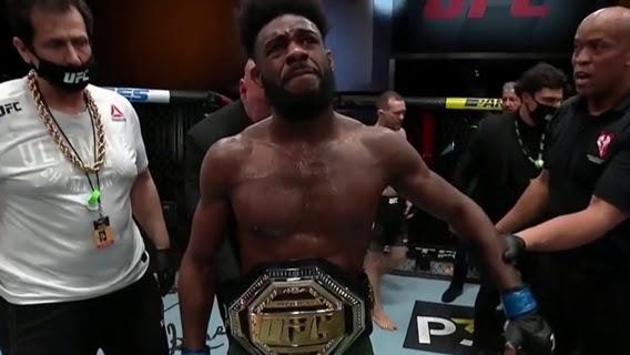 UFC 259: Petr Yan disqualified after illegal knee; Aljamain Sterling new bantamweight champion