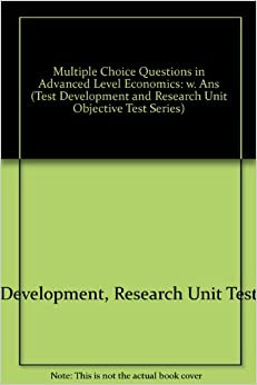 Amazon.com: Multiple Choice Questions in Advanced Level ...